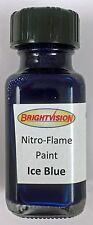 Brightvision ICE BLUE Nitro-Flame Redline Restoration and Custom Paint ICE BLUE