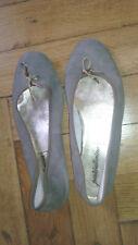 PAOLIBALLERINA Damen Schuhe Ballerinas Rosa Leder Wildleder