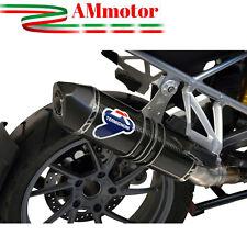 Terminale Di Scarico Termignoni Bmw R 1200 Gs 2016 Relevance Inox Carbonio Moto