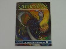 Chaosium Call of Cthulhu Curse of the Chthonians 1984 Edition Roleplay Adventure