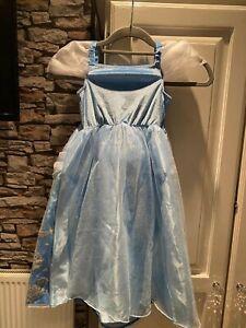 Disney Princess Cinderella Fancy Dress Up Costume & Accessories Age 3-4 Years