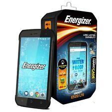 BNIB Energizer Energy E520 LTE Dual-SIM 16GB Black/Grey Factory Unlocked 4G OEM