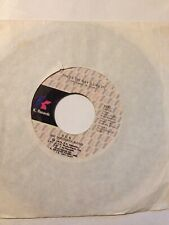 45rpm- K. C. & The Sunshine Band ~ That's the Way (I like It)