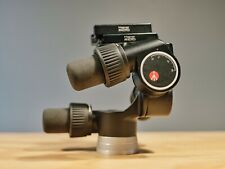 Manfrotto 405 Geared Tripod Head with Hejnar Arca Swiss Quick Release Holder