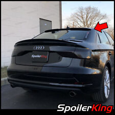 (284RC) Rear Roof Spoiler Window Wing (Fits: Audi A3 S3 2014-present type 8V)