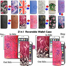 Apple Glossy Mobile Phone Wallet Cases