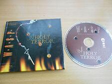CD WASP UN HOLY TERROR TRES BON ETAT  HARD ROCK METAL