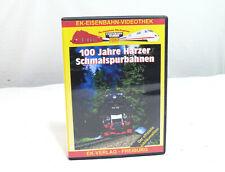 EK-Eisenbahn Videothek DVD  100 Jahre Harzer Schmalspurbahnen