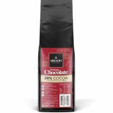 1kg Arkadia Drinking Chocolate 28% Cocoa -  for hot and cold drinks