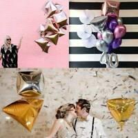 """24 """" BIG Giant Diamond Cube Foil Balloon Marriage Wedding Birthday Party Decor"""