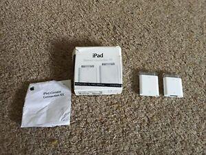 Genuine Apple iPad Camera Connection Kit