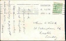 Miss A Wood. 28 Ellingham Road, Leyton, Essex 1911   QS.1067