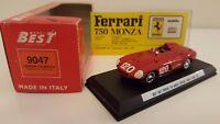 Best - 9047 - Ferrari 750 Monza Targa Florio 1955 (1/43)