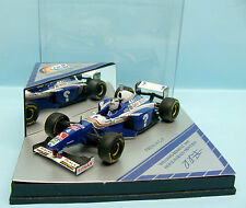 BRA14/240 ONYX / WILLIAMS RENAULT 1997 H. FRENTZEN FRENCH GP F1 1/43