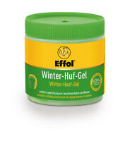 Effol WINTER Hoof Oil Gel Grease Protects Against Damp, Mud & Wet Bedding 500ml