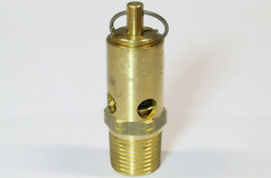 "1/2"" Compressor Pressure Safety Relief Valve 10 bar/11 bar/15 bar/"