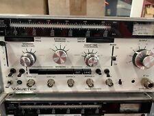 Wavetek 2002a Sweepsignal Generator Untested