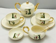 Villeroy & and Boch - ROBJ Paris - tea / coffee set for two - very rare