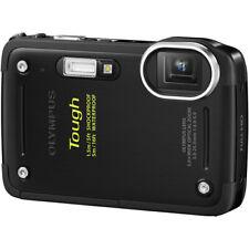 "Olympus Tough TG-620 iHS Digital Camera Bundle w/ 3"" LCD, Waterproof, Black,"