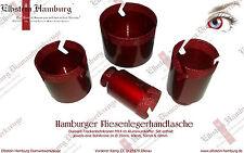 """""""kleine Hamburger Fliesenlegerhandtasche"""", Set-9: Fliesenbohrer im Koffer."""