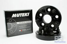 """Muteki Forged 25mm 1"""" 5x100 to 5x114 Hub Centric Wheel Spacer Adapter Conversion"""