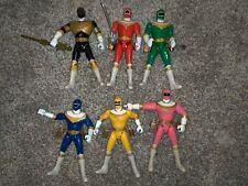 Power Rangers 90s Zeo Figure Lot
