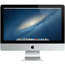 "Apple Imac 21.5"" 2010 i3 3.06GHZ 4GB 500GB FULLHD AIO Desktop PC OSX MAVERICK"