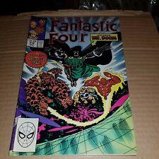 Fantastic Four #318(9) Sept 1988 (Modern Age)