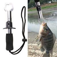 Outdoor Fishing Lock Fishing Lure Tackle Fish Lip Gripper Grabber Tool Portable