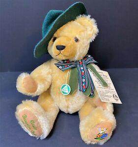 Hermann Classic Barvarian Bear limited edition