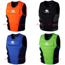 2020 Adult Life Jacket Drifting Swimming Boating Fishing Jetski Surf Life Vest