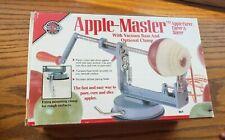 Norpro 865 Apple Master-Apple Parer Slicer & Corer & with vacuum base