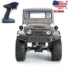 1:10 Scale Electric 4wd Off Road Rock Crawler Rock Cruiser Climbing ​Rc Car_US