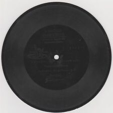 RARE 7 inches BERLINER 78 rpm RECORD Berlin 2 GARDE-REGIMENT Z. F Abziehen der..