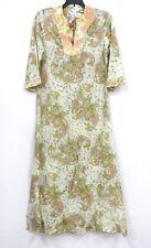NEW Da-Nang Women's Summer Dress 3/4 Sleeves V-neck VA10 CSV8641591 X-SMALL XS