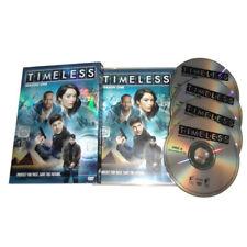 Timeless: Abigail Spencer Time Travel Complete Season 1 (4-DVD Set)
