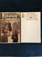 Strangers In Paradise XXV #1 - Blank Incentive Variant!