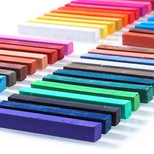 Pastell Kreide Set 24 Farben Soft Pastell Stifte Kreidestifte Öl Pastell Kreiden