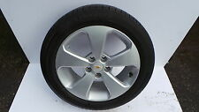 17 INCH CHEVEROLET ALLOY WHEEL AND TYRE