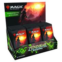 *BRAND NEW* MTG Magic: SET BOOSTER BOX - Zendikar Rising (ZNR)