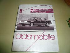 1991 Oldsmobile Cutlass Calais Service Manual