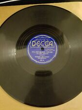 Dorsey Brothers Orchestra - I'll Never Say Never Again Again - Decca 480