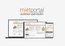 PHP-Script für Ihr Webprojekt: Privates Mieten und Vermieten von Gegenständen