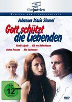 GOTT SCHÜTZT DIE LIEBENDEN (J - DIE SIMMEL ROMANVERFILMUNGEN-   DVD NEU