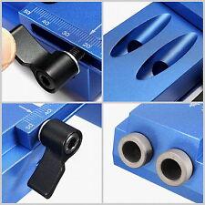 Holzverbindungssystem  Bohrschablonen Taschenloch Bohrung  Pocket Hole Drill Jig