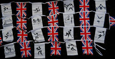 Sports and Great Britain Flag Bunting 9 metre