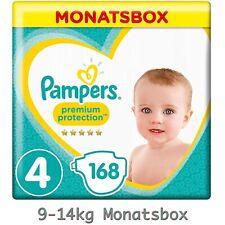 50-400Stück PAMPERS Simply Dry Sleep /& Play Maxi Gr.4  9-14kg
