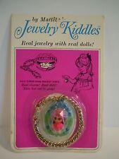 1967 Mattel Jewelry Kiddles # 3747 Flower-Charm Bracelet New Old Stock Mint!!!!