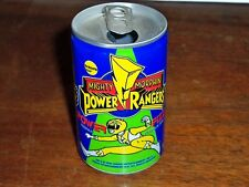 Power Fizz Tropical Mighty Morphin Power Rangers 1994 Mini Can Great Britain 150