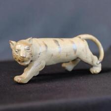 "3"" Walking Tiger Mudmen Bonsai Figurine"
